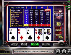 Video Poker Game For US Players